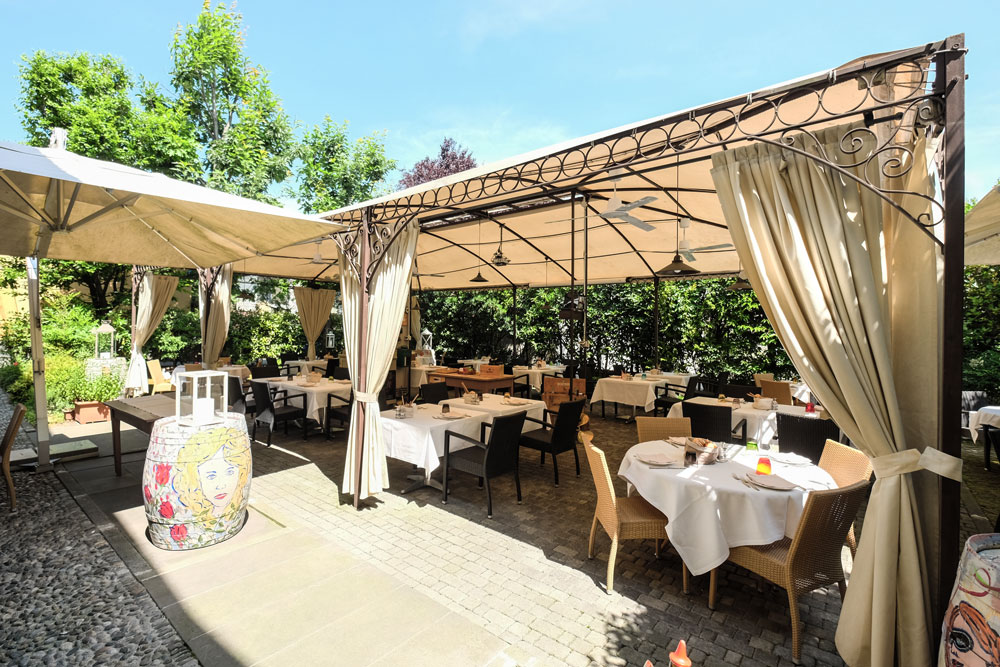 ristorante in Franciacorta