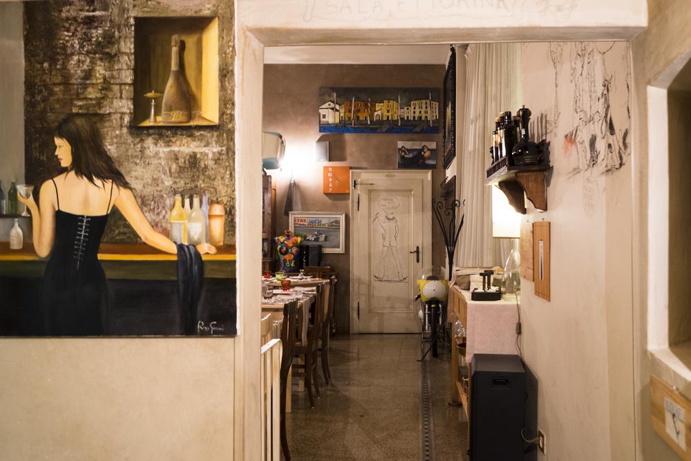 ristorante storico in Franciacorta