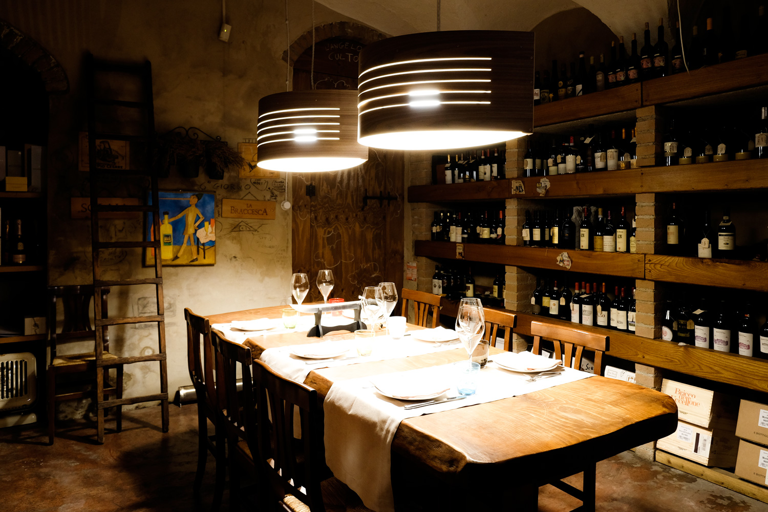 The best restaurant in franciacorta